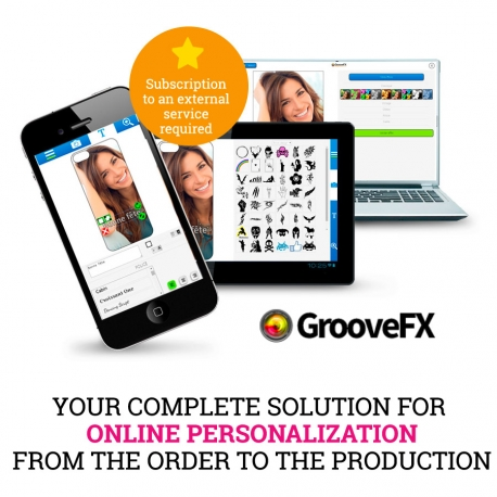 Plug-in Prestashop GrooveFX ®